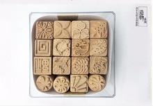 Новый керамический инструмент деревянная текстура печать чистая твердая древесина креативный инструмент для печати керамическая глина скульптура разминание печать отбивка