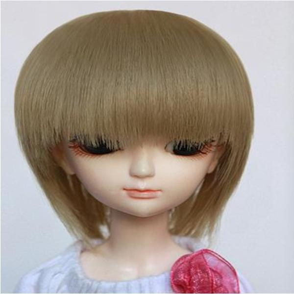 "Doll Head Silicone Wig Cap 1//6 BJD Doll Dollfie Anti-Slip Size 6/""-7/"" wamami"
