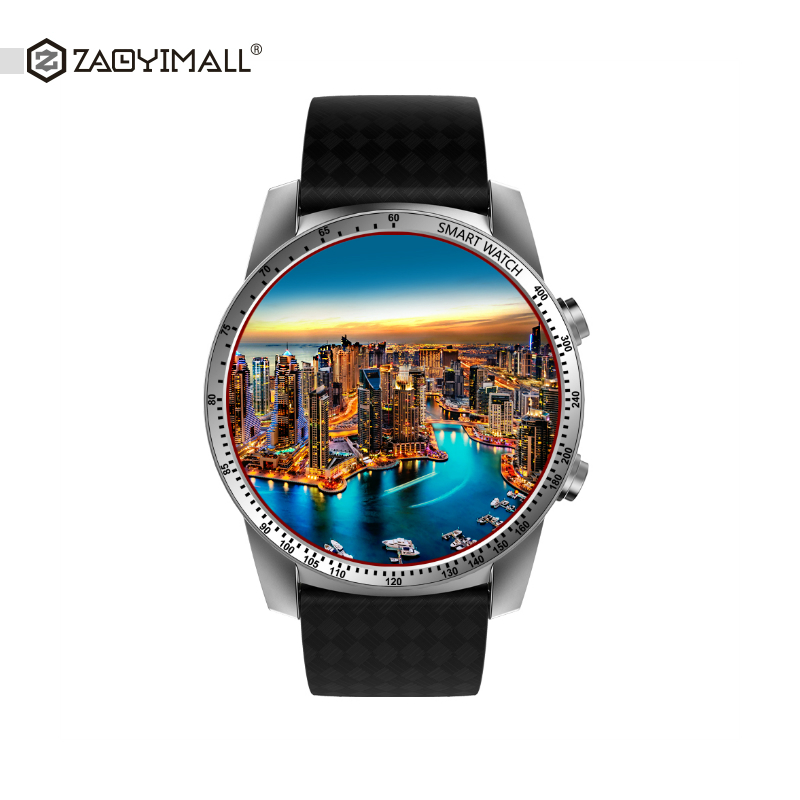 ZAOYIMALL Bluetooth Smartwatch KW99 Smart Watch Android iOS with 3G WIFI GPS Smart Clock Wrist Watch For Android iPhone PK KW88 floveme e8 fashion passometer bluetooth smart watch on wrist for android ios adult reloj intelligent smartwatch sapphire mirror