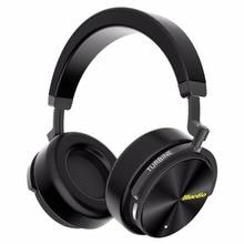 Bluedio T5 Active Шум отмена Беспроводной Bluetooth наушники Портативный  гарнитура с микрофоном для телефонов и музыка 59da7314c7084