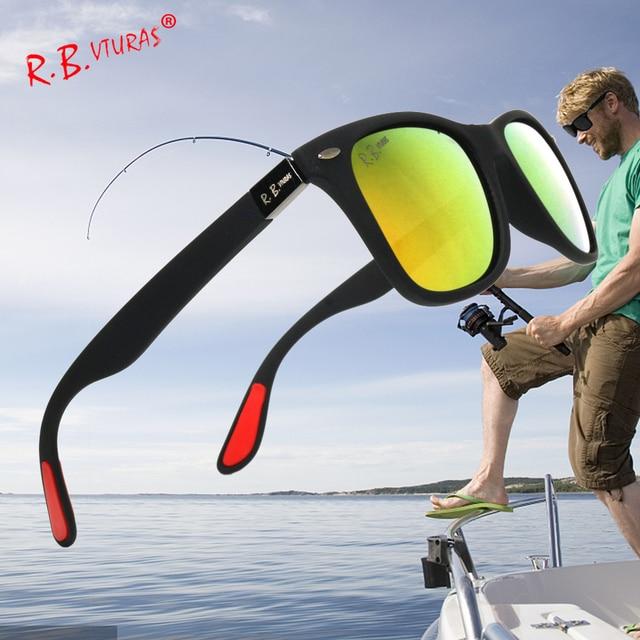 df0929b4d04 US $4.29 14% OFF|2019 New Sport Fishing glasses Rayed Sun glasses ciclismo  Goggles Outdoor Polarized Sunglasses Men Women Fish Eyewear-in Fishing ...