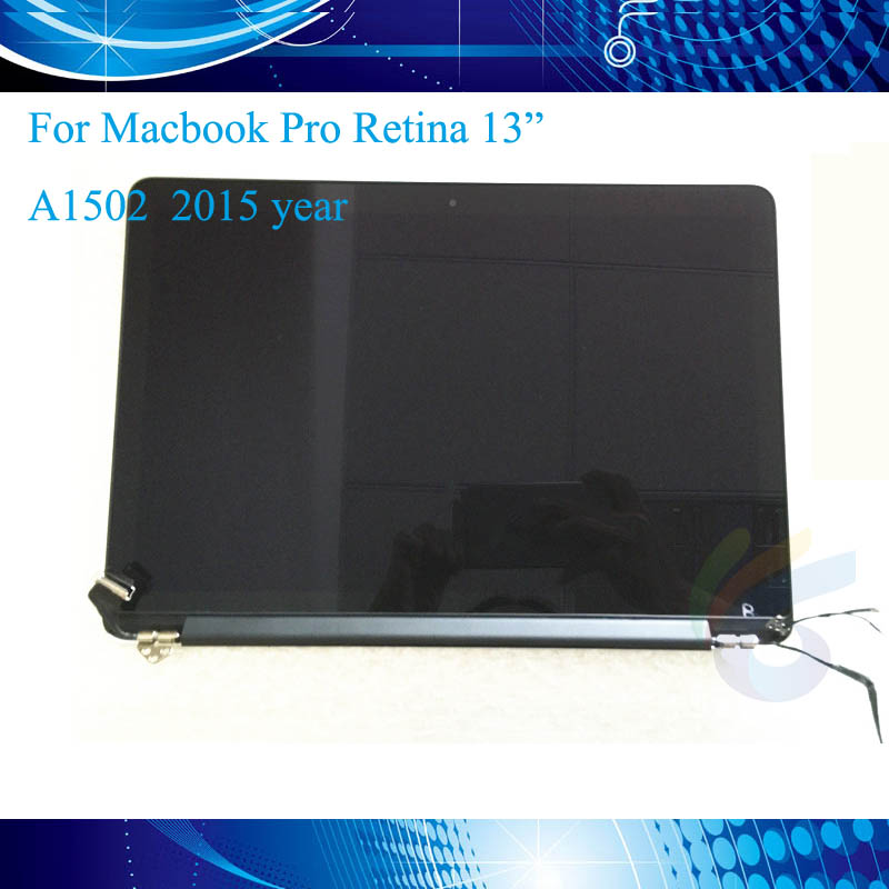 A1502 LCD Screen Assembly For Macbook Pro Retina 13 3 A1502 2015 year Full Complete Display