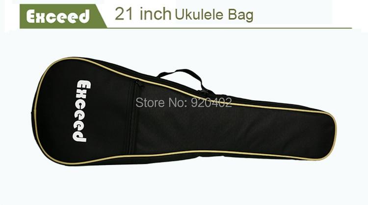 21/23/26 inch Soprano/Concert /Tenor Ukulele waterproof Bag Mini Guitar Cloth Cover Hawaii Ukelele Soft Case Black guitarra