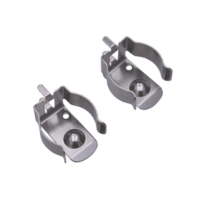 Image 1 - 5pcs/lot THM DIP Metal Stamping AA 1/2AA CR2 Battery Clip, AA 1/2AA CR2 Battery Holder