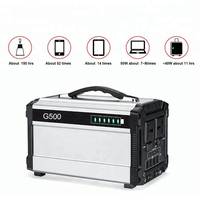 120000 mAh Power Bank 5V/12V/220V Portable Generator Power Station Charge for Phones Tablets Laptops TV Fans Car Battery 120AH