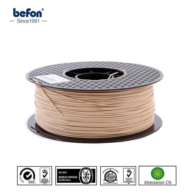 Free Shipping Wood PLA 3D Printer Filament 1.75mm 1.75 0.5KG 1KG 0.5 1 KG Good Wooden Effect 3D Printing Material for MakerBot