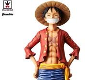 One Piece Monkey D Luffy Action Figure the Grandline