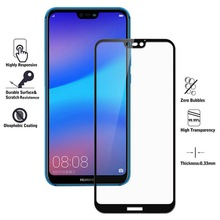 Tempered Glass Phone Case for Huawei