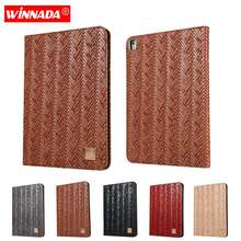 For ipad mini 2 case for ipad mini 3 luxury PU leather woven pattern stand cover for ipad mini 4 coque para стоимость