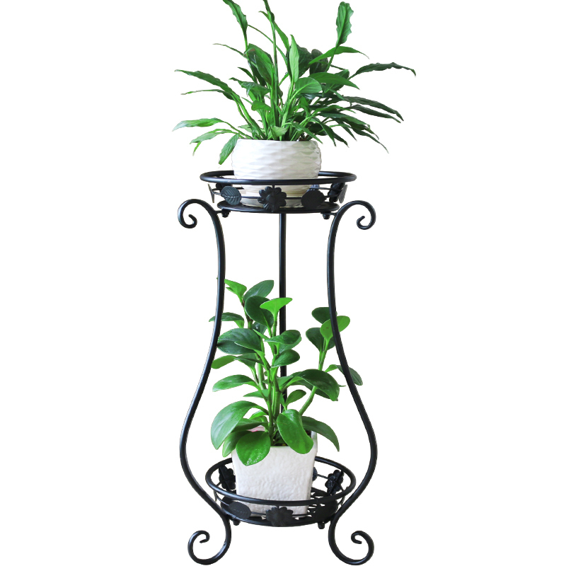 все цены на Plante Sera Decor Exterieur Terrasse Decoration Garten Dekoration Dekoru Balkon Balcony Plant Stand Shelf Flower Iron Rack