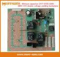 Sem ZX7-315S capacitor 220 V 380 V 315 o dobro da tensão de soldagem backplane/placa de potência 220/380 V dupla-use pcb Soldador acessórios