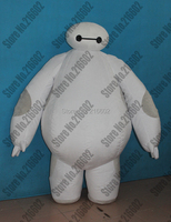 cosplay costumes Halloween Costumes For Carnival Costume Big Hero 6 Mascot Costume Baymax Inflatable Cosplay Free Shipping