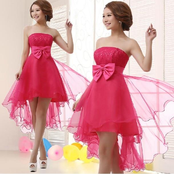 Popular Fuschia Bridesmaid Dresses-Buy Cheap Fuschia Bridesmaid ...