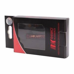 Image 2 - 蘭子 2.5 ミリメートルバランスに 3.5 ミリメートルステレオアダプタコネクタヘッドホンプラグコンバータ hifi オーディオ携帯電話 MP3 MP4 音楽プレーヤー