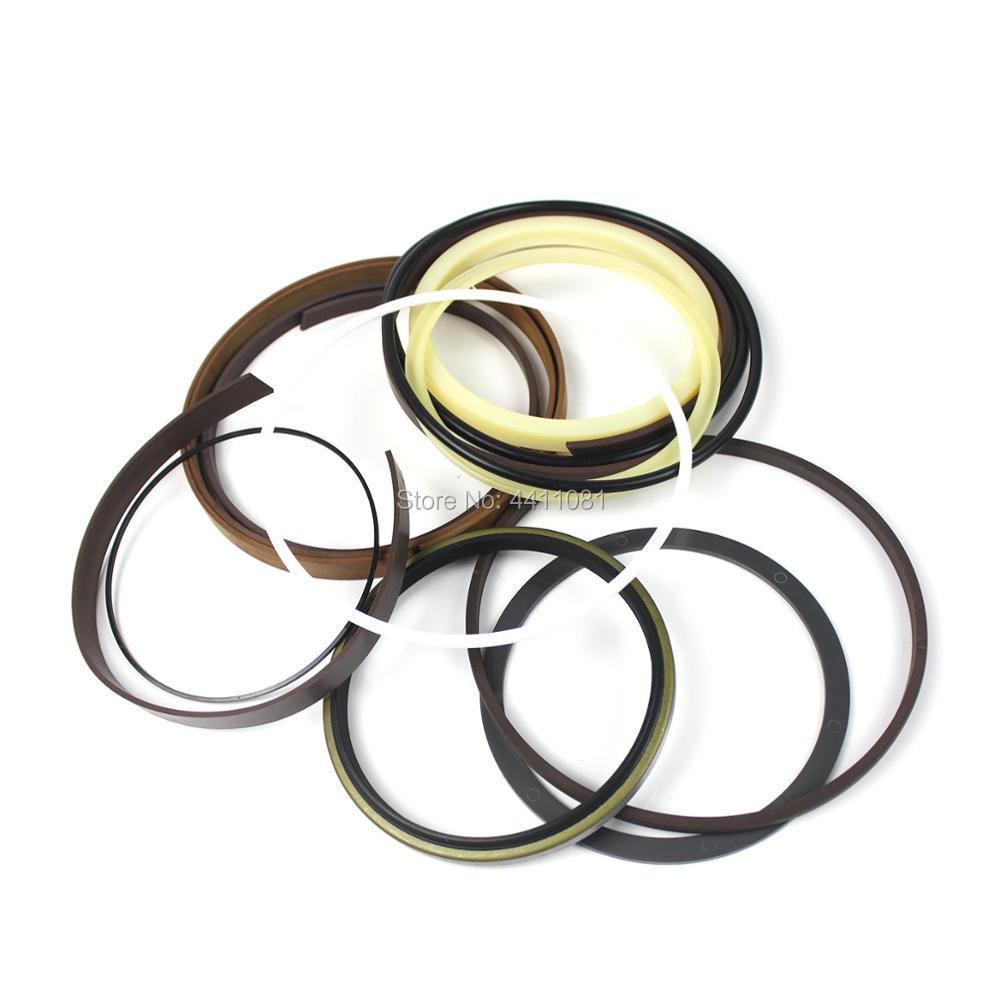 все цены на For Kobelco SK120-2 Arm Cylinder Seal Repair Service Kit Excavator Oil Seals, 3 month warranty онлайн