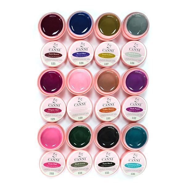 Aliexpress Buy 12 Colors Paint Kit Elegant Series Painting Uv