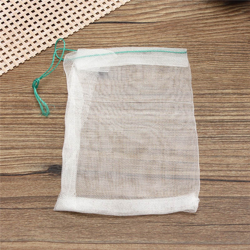Aliexpress.com : Buy DIY Nylon Mesh Drawstring Net Bag for ...