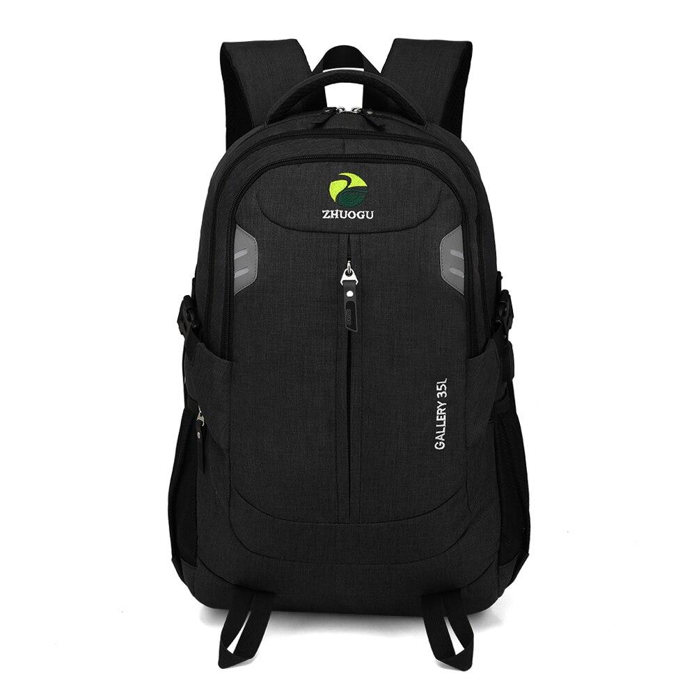 все цены на Brand Quality Men Backpack Light Comfort Fashion Urban Backpack for 15 inch Laptop Breathable Rucksack Mochila School bag онлайн
