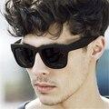 Marca Diseño Puntos de Grado Gafas de Sol de Los Hombres Retro Vintage Espejo gafas de Sol Al Aire Libre Gafas de Sol Para Los Hombres gafas de Sol 2016