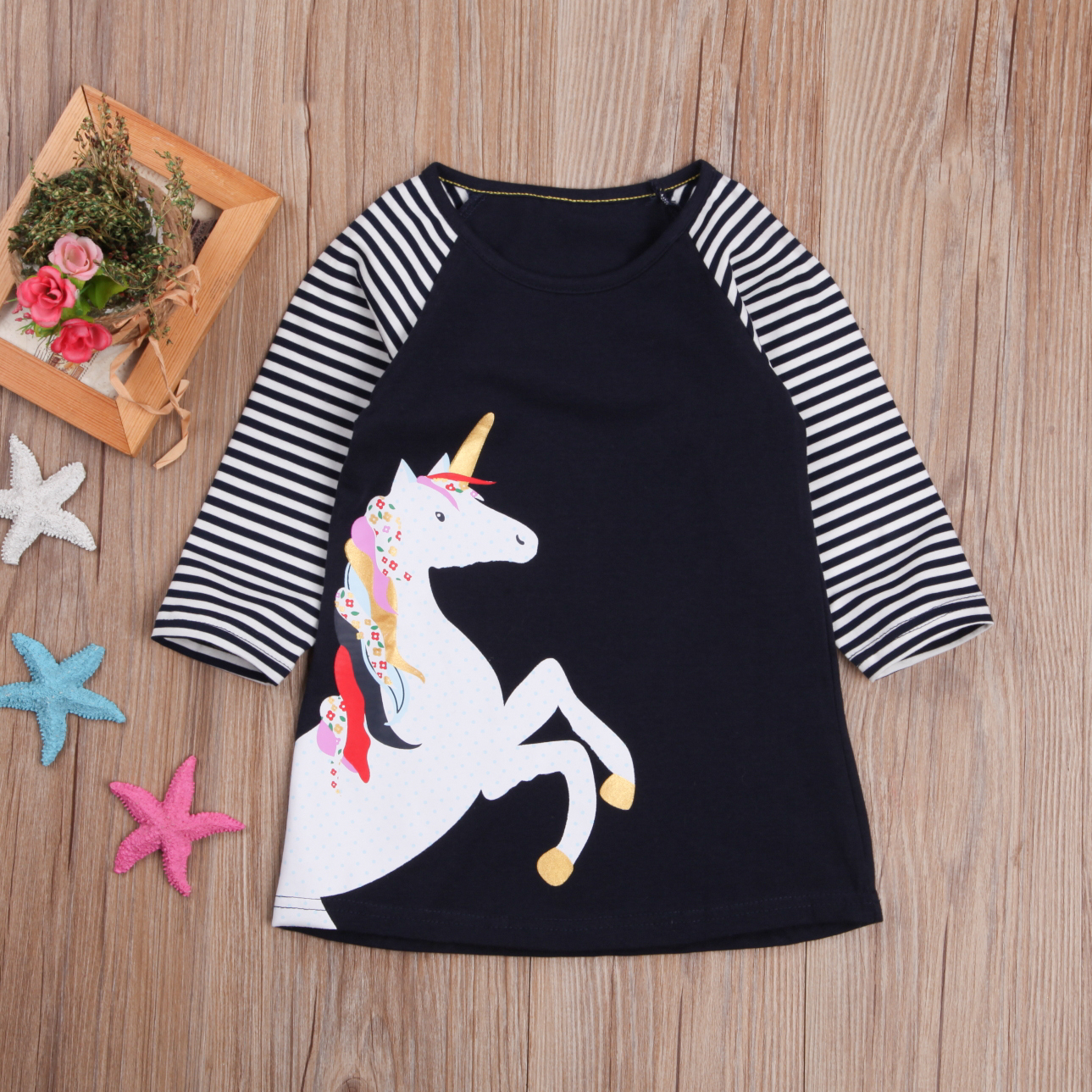 HTB1MjzWc6bguuRkHFrdq6z.LFXao NEWEST Baby Girl Dress with Animals Princess Long Sleeve Dresses Children Autumn Clothing for Kids