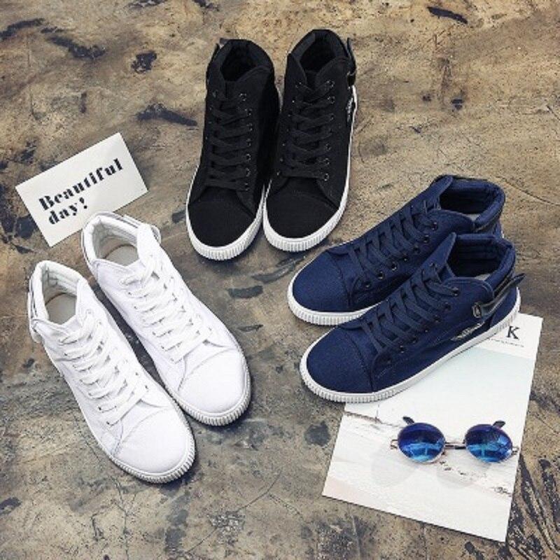 Casual De Haute Tendance 1 Mode top Toile Nouveau 3 2 Chaussures Hommes fwdIfZ