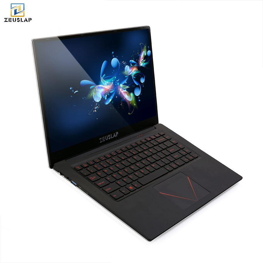 New 15.6inch 6GB RAM 128GB SSD 2000GB HDD 1920*108P IPS Screen Intel Celeron J3455 cheap Netbook Notebook Computer PC Laptop