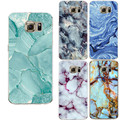 Marble Image Coque Case For Samsung Galaxy S3 S4 S5 S6 S7 Edge J3 J5 A3 A5 2016 2015 2017 Core Grand Prime Case