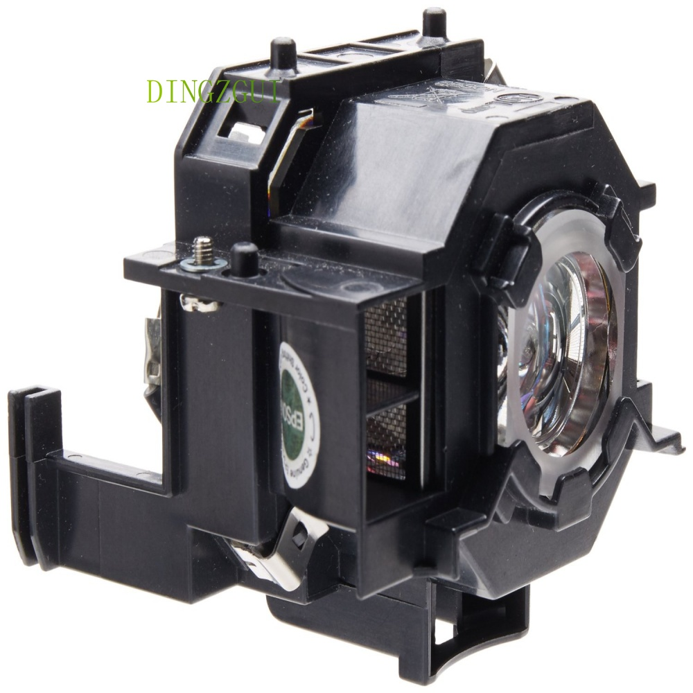Replacement Original Projector Lamp with housing ELPLP41 For Epson B-S5, EB-S6, EB-S62, EB-W6, EB-X5, EB-X5e Projectors(170W) зеркало в багетной раме evoform definite 50x140 см состаренное серебро 37 мм by 0713