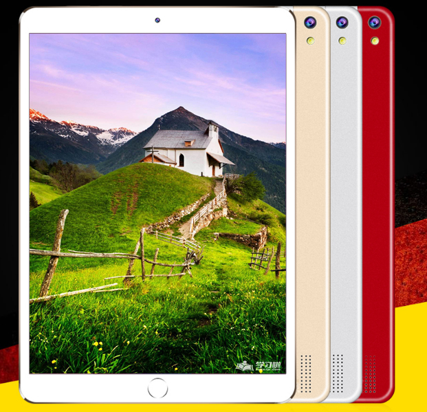 BDF 10 Inch Tablet 3G Phone Call SIM Card IPS Pc Android 7.0 Quad Core  WiFi 1GB 32GB Laptop Pc Tablet Android