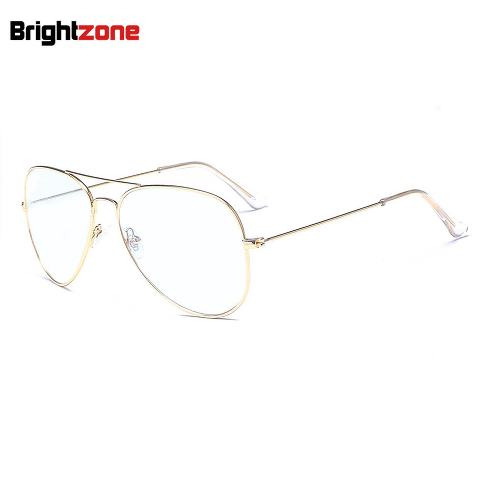 Brightzone Bluelight Protect Anti-blue Rays Plain Mobile TV Anti-tired Men Women Radiation-resistant Computer Working Glasses