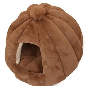 Image 5 - JORMEL зимний теплый лежак для собак и кошек, подходит для домашних питомцев, стирается в стиральной машине