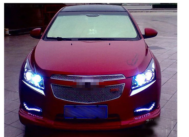 Free Shipping For Chevrolet Cruze Modified High Quality Led Tearful