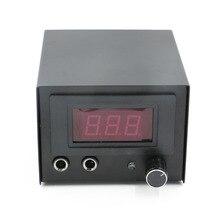 Hot sell tattoo power supply Digital LCD Tattoo Power Supply for tattoo machine Emily tattoo supply Blackfree shipping
