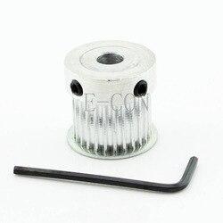 1/5/10 sztuk 3 M koło rozrządu 28 zębów do silnika krokowego 3D drukarki szerokość 16mm HTD