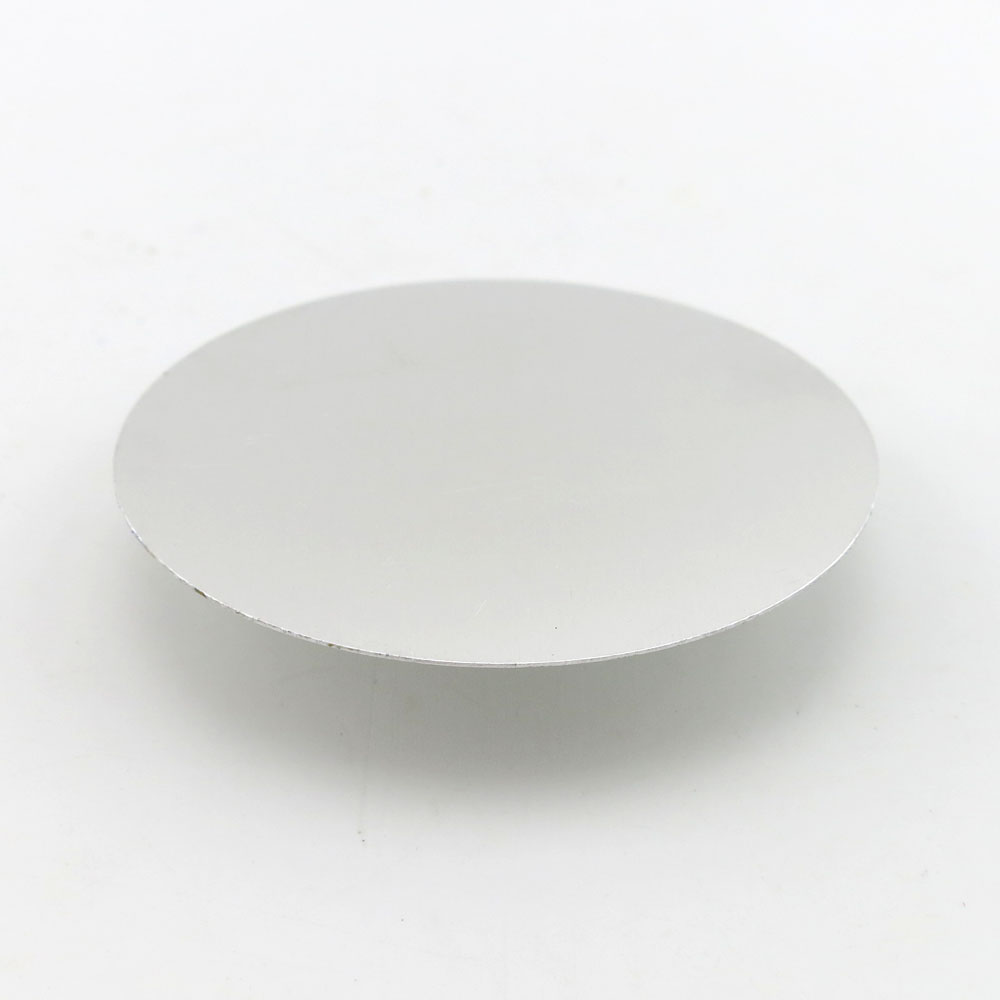 5pcs J352b Round Aluminum Sheet 58mm Diameter Plate DIY Model Making Aluminum Profile Free Shipping Spain France Bakistan