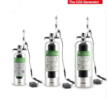 Aquarium CO2 Regulator with Check Valve Bubble Counter magnetic Solenoid Valve