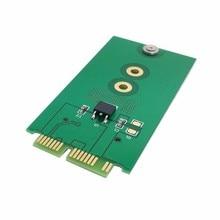 Mini PCI-E pcie 2 Lane M.2 NGFF SSD до 1.8 «Микро-sata 7 + 9 16pin Адаптер Добавить на Карты PCBA для E431 E531 X240S Y410P Y510P