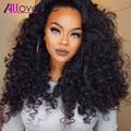Malaysian Kinky Curly Virgin Hair 3 pcs Afro Kinky Curly Hair 10A Malaysian Kinky Curly Human Hair Malaysian Hair Weave Bundles