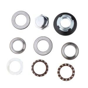 Image 5 - Комплект подшипников рулевой вилки для Honda CRF50 XR50/100 CT70/90 CL50/90 CT70/90 Z50/50R, 1 комплект, аксессуары для мотоциклов