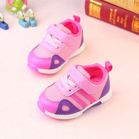 2017 Baby Toddler Shoes Boys And Girls Children S Clothing Net Shoes Non Slip 0 1