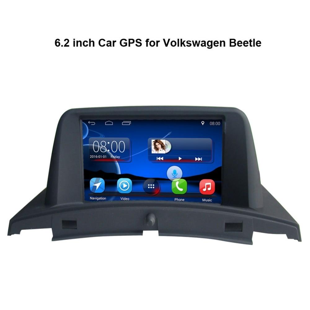 upgraded original android car radio player suit to volkswagen vw beetle gps navigation car video. Black Bedroom Furniture Sets. Home Design Ideas