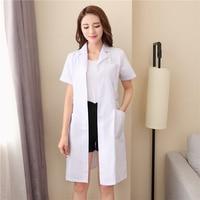 Doctor uniform nurse clothes lwinter dress summer decoration body beauty salon pharmacy pharmacy overalls