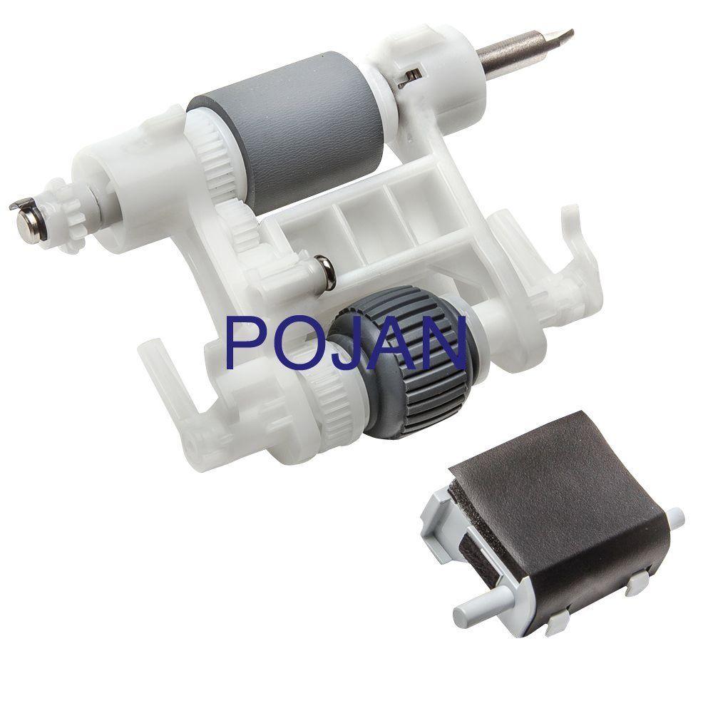 CE248-67901 Fit pour Laserjet 4555 4540 ADF rouleau de prise et pad Livraison Gratuite POJAN Magasin