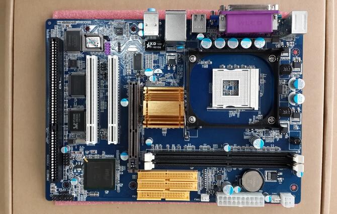 Free shipping New Original 845GV 845GL 845 Mainboard 478 board ISA Motherboard 2PCI 1 AGP 4/8X, 1*ISA Industrial Tax motherboard industrial motherboard 2 4 mo22920