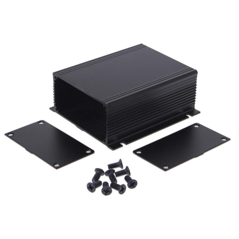 DIY Aluminum Case Electronic Project PCB Instrument Box 100x88x39mm L15 e cap aluminum 16v 22 2200uf electrolytic capacitors pack for diy project white 9 x 10 pcs