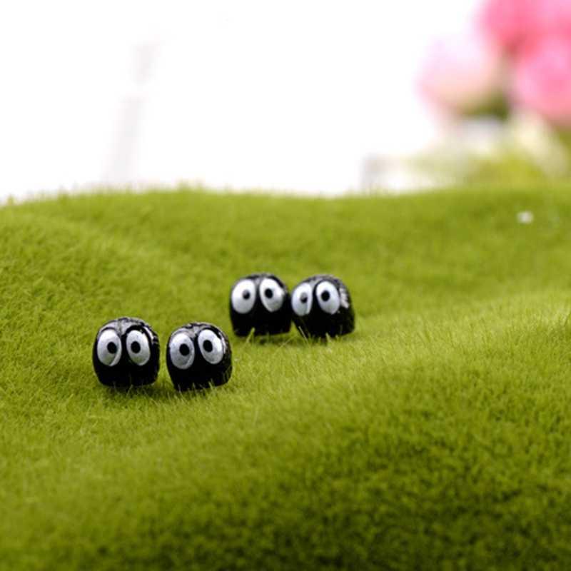 Elfos negros Terrário Ornamento Figura Boneca de Brinquedo Casa De Bonecas Em Miniatura Bonsai Decoração