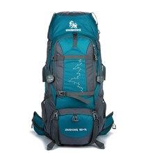 Lớn 80 + 5L Du Lịch Không Thấm Nước Ba Lô Trại Hike Mochilas Masculina Laptop Backpack Daypack Trekking Leo Lên Trở Lại Túi Cho Nam Giới Phụ Nữ 2017