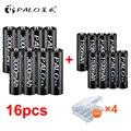 8Pcs PALO 1.2V 3000mAh AA Batteria Ricaricabile E 8Pcs AAA 1100mAh Batterie Ricaricabili Per I Giocattoli Auto
