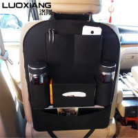 Multifunction Storage Bag Protective Anti Kicking Padded Child Baby Car Seat Back Scuff Dirt Protector Interior