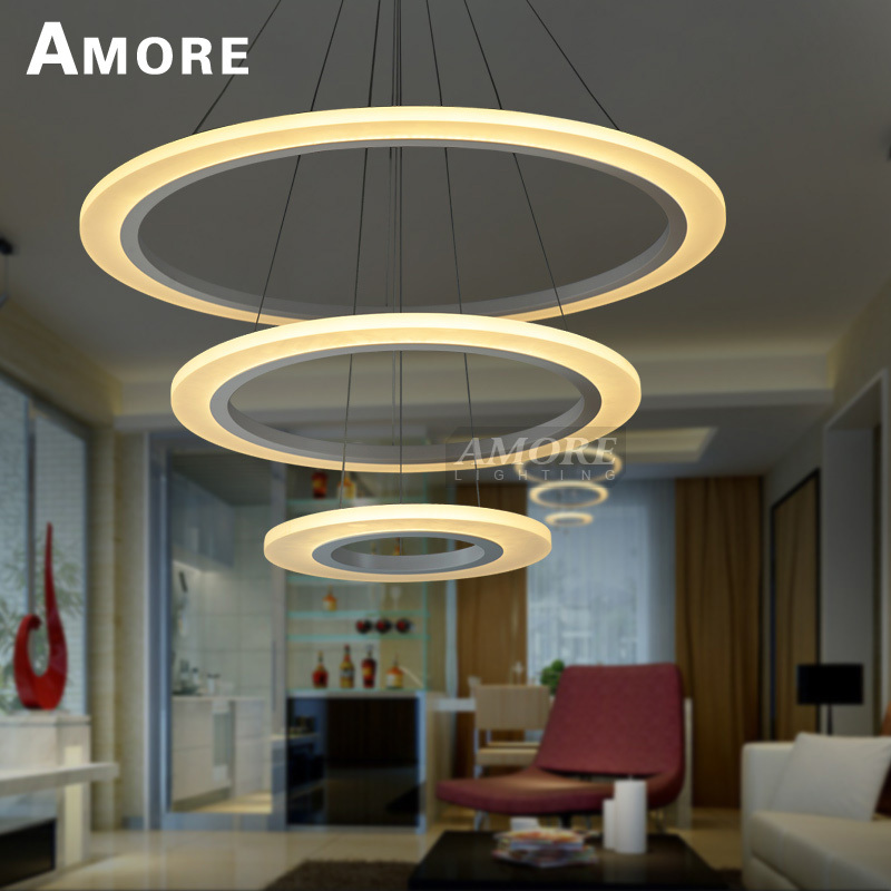 Aliexpress Buy Modern Chandelier Led Ring Chandelier Light – Modern Chandelier Lights
